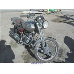1985 - ITALIKA FT125 // EXPORT ONLY