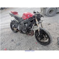 2007 - SUZUKI GSX-R600 // REBUILT SALVAGE