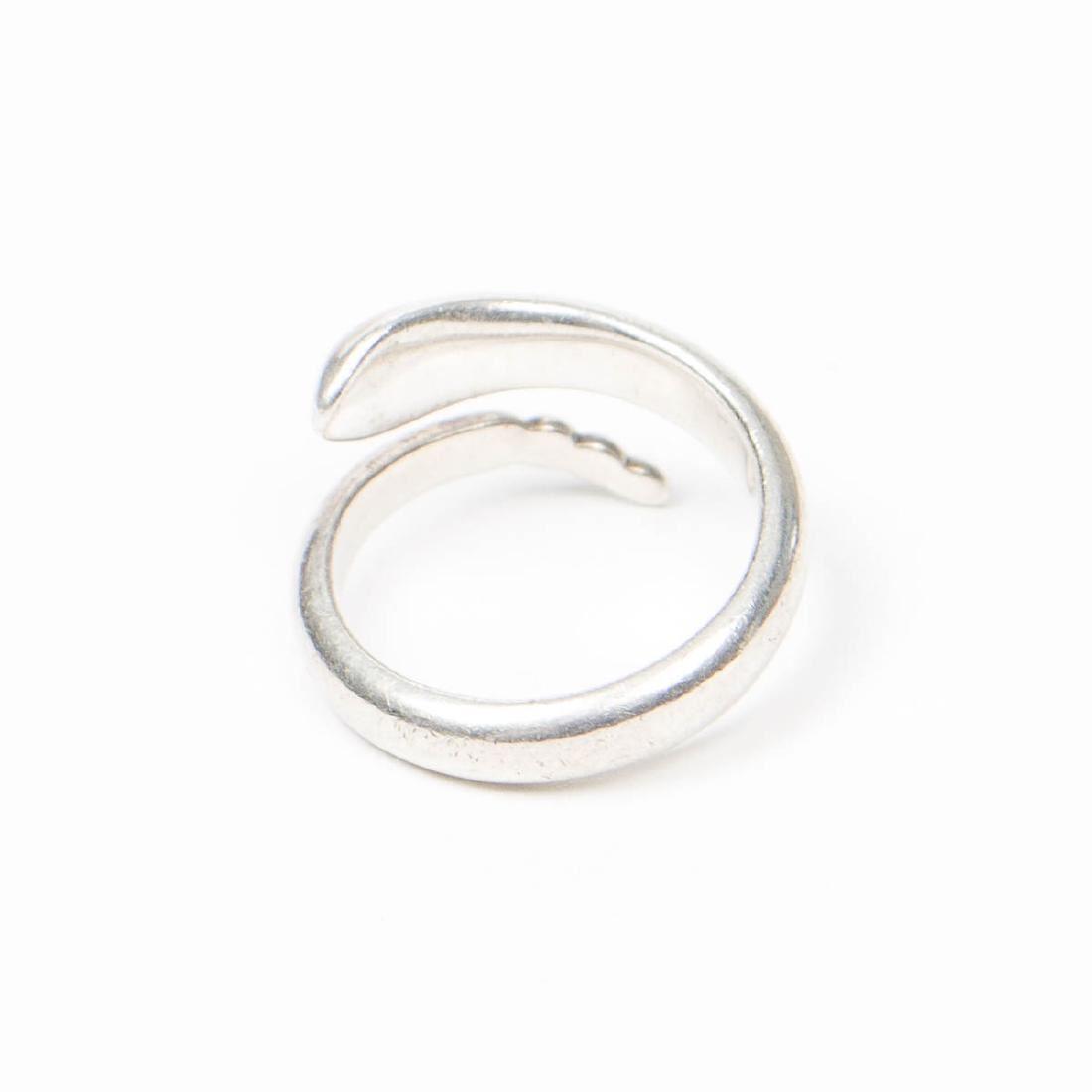 6b79ed16c Image 1 : Tiffany Elsa Peretti Snake Ring 49