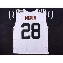 newest 5e2c2 d8c02 Joe Mixon Signed Bengals Color Rush Jersey (JSA COA)