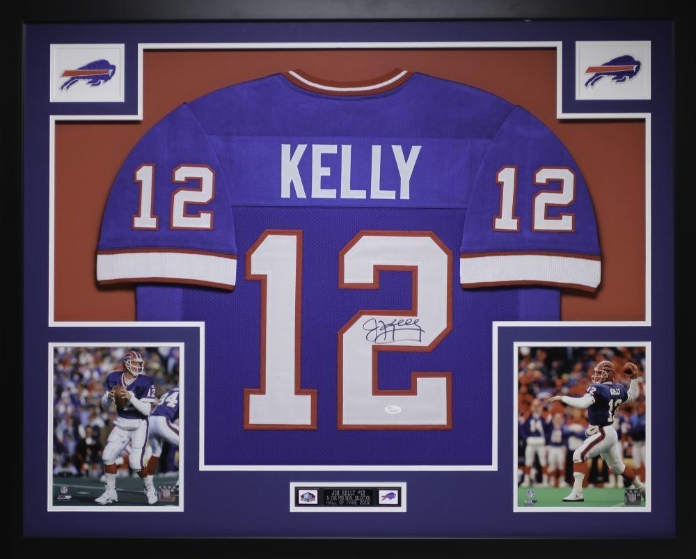 4c5ac52bb9b Image 1   Jim Kelly Signed Bills 35