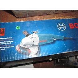 7 in. Angle Grinder Bosch 6500 RPM new