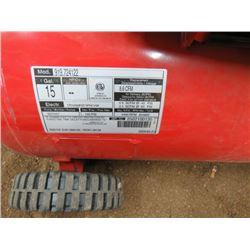 Air Compressor, Craftsman 150 PSI, 15 gal., 3HP c/w hose