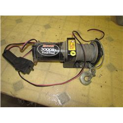SMK 3,000 lb. Winch with control