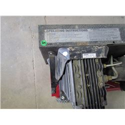Sandborn Air Compressor, 3 hp