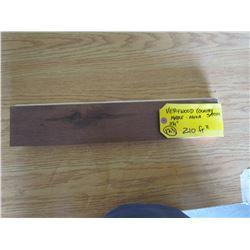 "Hardwood Flooring, Very Wood Country Satin Maple Mocha 210 sq ft 3¼"""