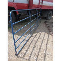 1 metal gate 14 ft x 4 ft