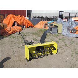 Snow blower 48`` fits JD Garden tractor