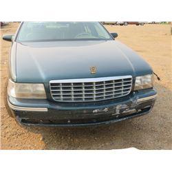1998 Cadillac deVille 1G6KD54Y2WU801561 SK Reg