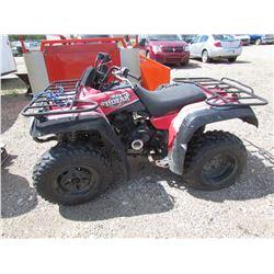 Yamaha ATV vin unknown, No key