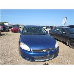 2006 Chev Impala, keys, salvage, as is VIN 2G1WT58N569247116