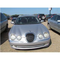 2002 Jaguar, keys, as is, salvage, VIN SAJFA03P32GM41262