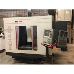 Fidia HS644 High Speed Milling Machine with Pallets