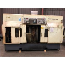 FUJI ANW - 41T CNC LATHE TWIN SPINDLE