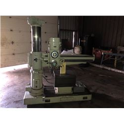 BALL - CHICAGO RADIAL DRILL R1200L 30/40