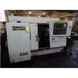 Kingston CL-25B CNC Turning Center