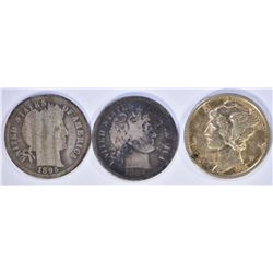 COLLECTOR DIME LOT: