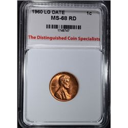 1960 LG DATE LINCOLN CENT TDCS