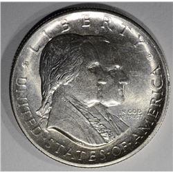 1926 SESQUI COMMEM HALF DOLLAR  CH BU