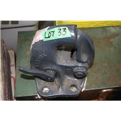 Pintle Hitch - New