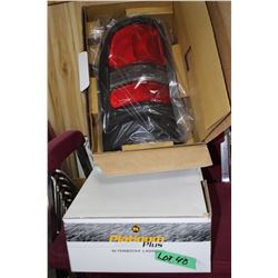 Dodge Tail Lights (2) 1990 - 1994 (in box)