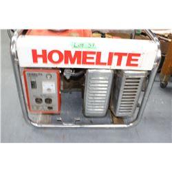Homelite Generator - 1400 Watt