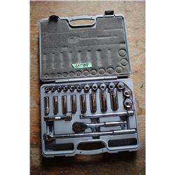 "John Deere 1/2"" Drive Socket Set - SAE - Never Used"