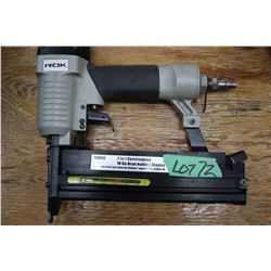 ROK Brad Nailer/Stapler Combo Air Tool