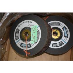 """Bundle of 7"""" x 1/8"""" Grinding Wheels (20)"""