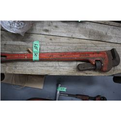 """Rigid Pipe Wrench (24"""")"""