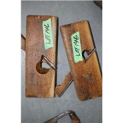 Old Wood Moulding Planes (2)