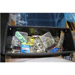 Box of Various Pins
