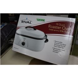 Rival 18 Qt. Roaster Oven - New