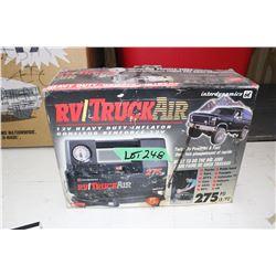 RV/Truck 12 Volt Inflater