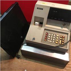 Victor Cash Register & Portable Cashier Tray