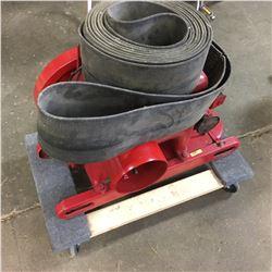 IH Pump Motor & Belt