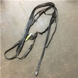 American Cavalry Bridle