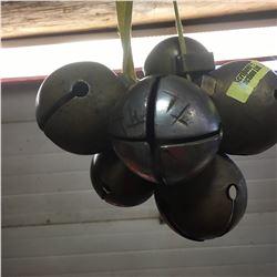 4 Cut Sleigh Bells