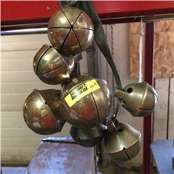 6 Cut Swedish Bells (Brass)