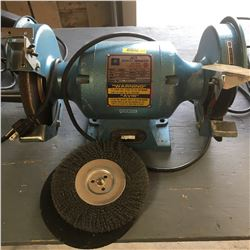 JET Bench Grinder with Extra Wheels