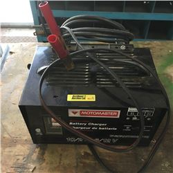 Motomaster Battery Charger - Automatic