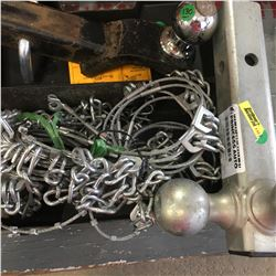 Tire Chains & Tow Hitches (2)