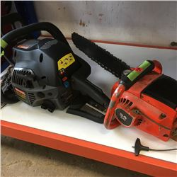 2 Chain Saws (need some TLC)