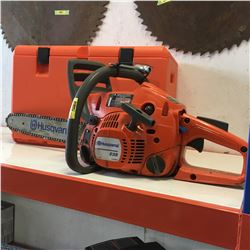 Husqvarna 235 Chain Saw w/Case