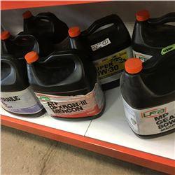 UFA Oil Combo: 80W90, 10W30, ATF & Hydraulic