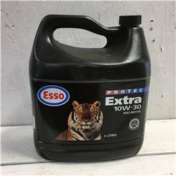 Esso Extra 10W30 (5 Litre Jugs)