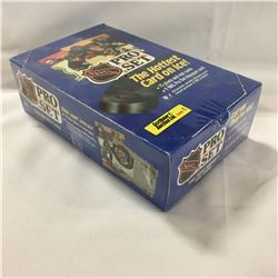 """NHL Pro Set """"The 1990 Series 1 NHL Card"""" (Unopened)"""