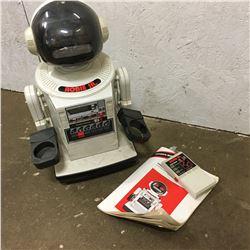 Robie Sr. Computerized Programmable Robot