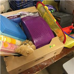 Children's Toys : Easy Bake Oven, Record Player, Basket Ball Hoop, Doodle Mats, etc
