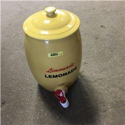 Lemonade Dispenser Crock w/Spigot